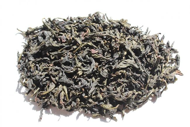 ウーロン茶 (3)中国烏龍茶 岩茶