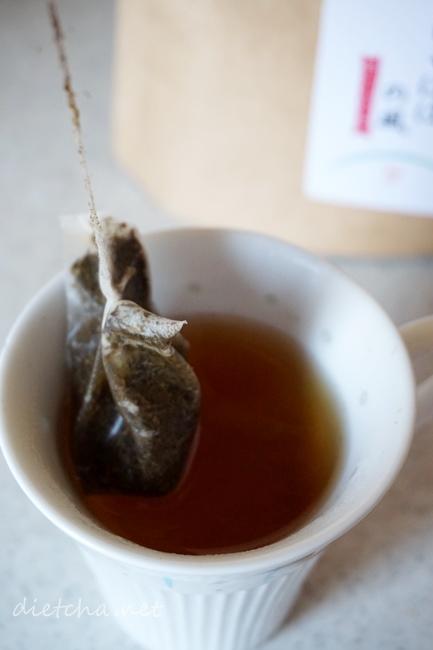 タンニンはダイエット茶としても効果的なにがみがあります